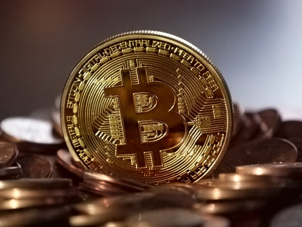 real estate sales and bitcoin